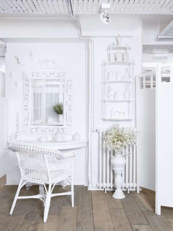 Atelier Blanc – Fréderic Mennetrier @ Paris