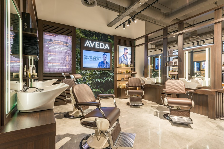 PAC INTERIORS / AVEDA for HUDSON'S BAY