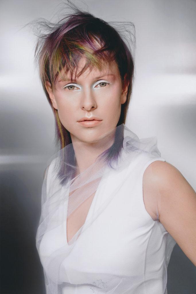 La finaliste belge du Goldwell Color Zoom Challenge: Isabel Vanooteghem!