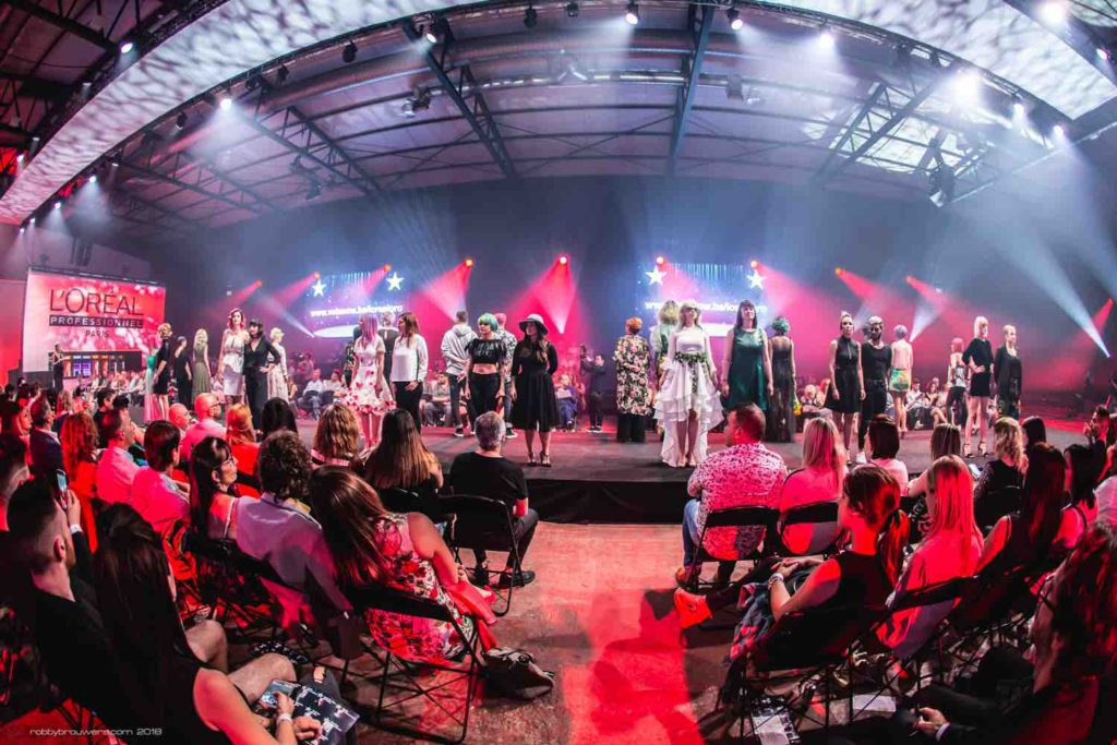 L'Oréal Professionnel Style & Colour Trophy Awards