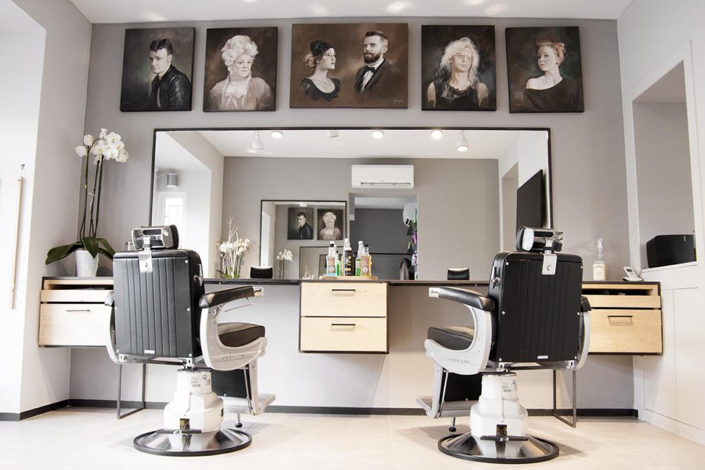 Niclouwt Coiffure Waremme by JJ MAES