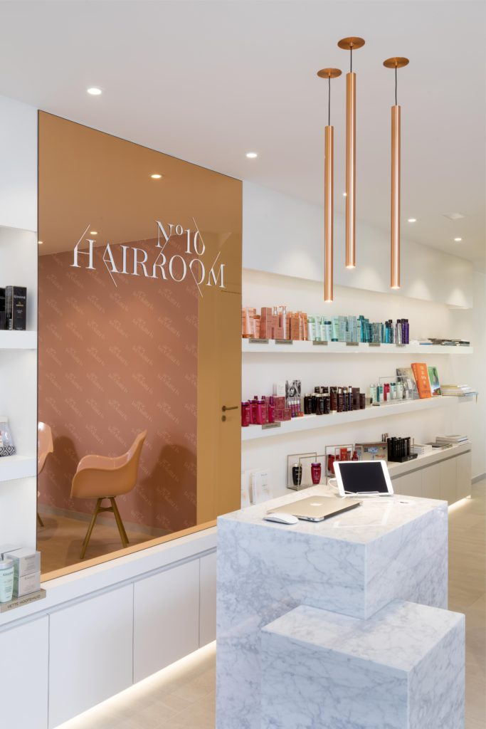 PAC Interiors: Hairroom n°10