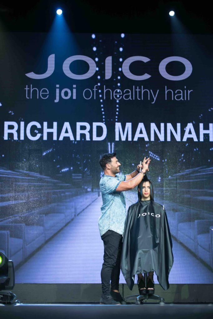 Richard Mannah: Le nouveau Guest Artistic Director de JOICO