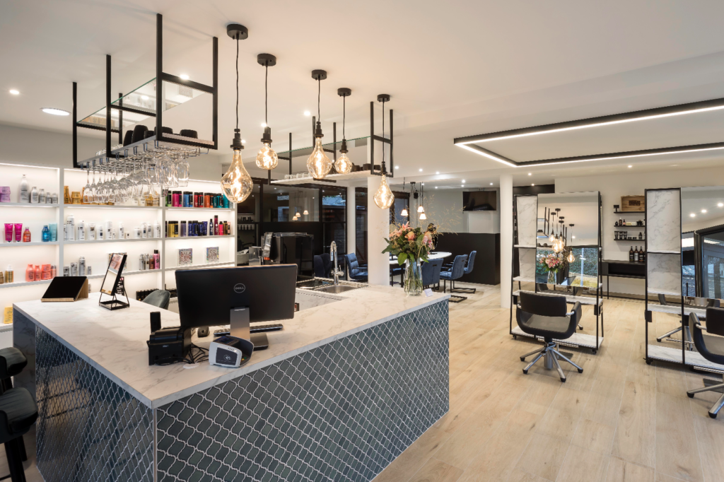 Solana Hairteam by PAC Interiors