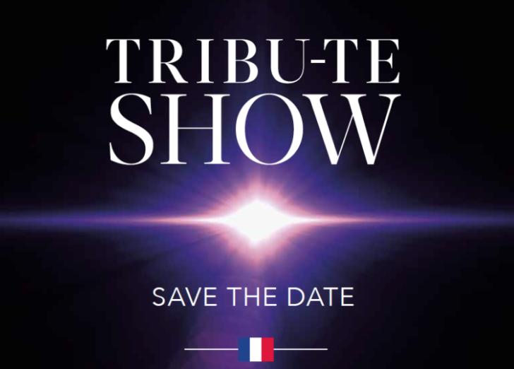 Tribu-te Show Parijs