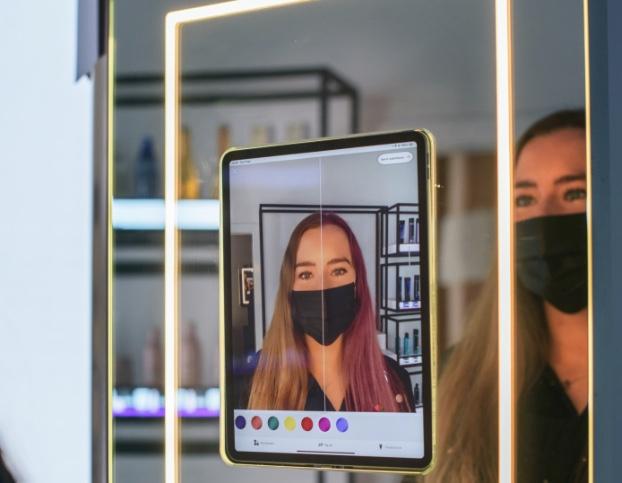 Amazon ouvre salon de coiffure